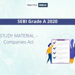 SEBI Grade A Companies Act