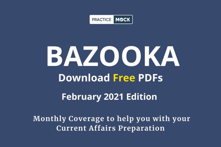 Bazooka February edition