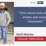 Success story Sunil Sharma