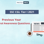 SSC CGL Previous Year GA Questions