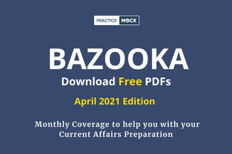 Bazooka April 2021