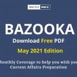 Bazooka May 2021