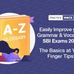 Easily Improve your Grammar & Vocab for SBI Exams-2021