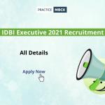 IDBI Asst Manager 2021 Recruitment Notification PDF- 650 Vacancies- All Details
