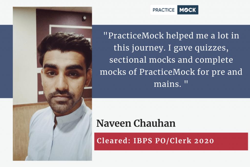 Naveen Success Story