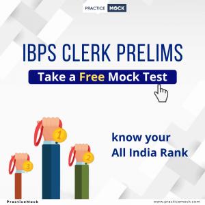 IBPS Clerk Prelims