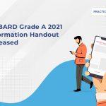 NABARD Grade A Information Handout