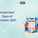 List of Important Days and October