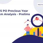 IBPS PO Previous Year Exam Analysis - Prelims
