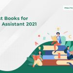 Best books for RBI Assistant 2021